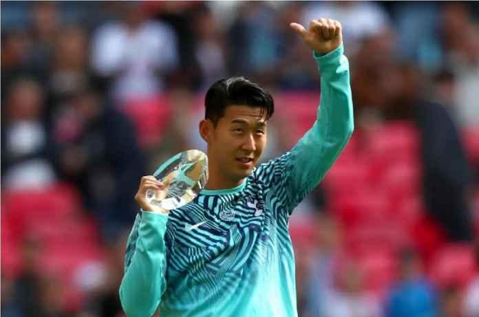 Tottenham Hotspur Kembali Diperkuat Son Heung-min Tengah Pekan Ini