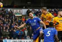 Hasil Wolves vs Leicester City, Skor 4-3