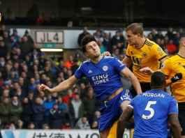 Hasil Wolves vs Leicester City, Skor 4-3