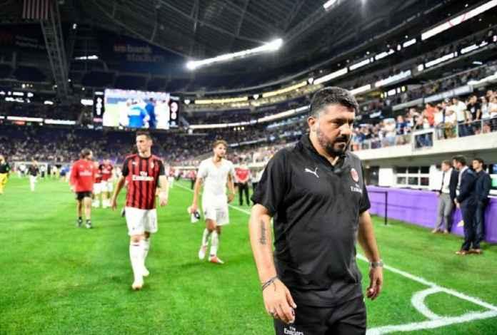 Pelatih AC Milan Disanksi 1 Pertandingan Terkait Final Coppa Italia