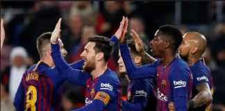 Barcelona Terancam Diskualifikasi Usai Levante Lapor ke RFEF