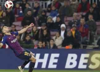 Barcelona Ukir Satu Catatan Terburuk di Laga Kontra Levante