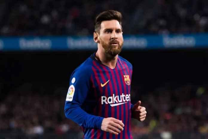 Lionel Messi Cuma Duduki Urutan 7 Daftar Pemain Paling Berharga di Dunia