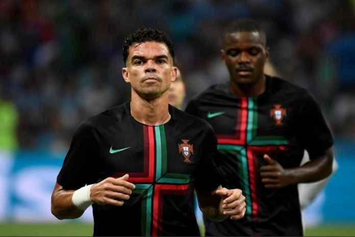 Mantan Pemain Real Madrid Pepe Akhirnya Kembali ke Porto