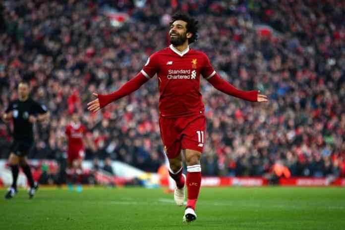 Pemain Liverpool Mohamed Salah Jadi Pemain Terbaik Afrika 2018