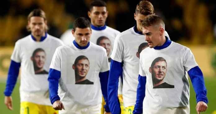 Laga Nantes Dihentikan di Menit 9, Hormati Emiliano Sala