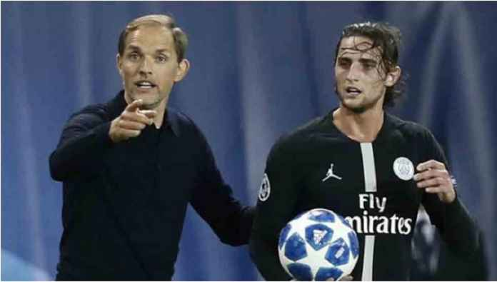PSG Terancam Perpecahan Gegara Adrien Rabiot