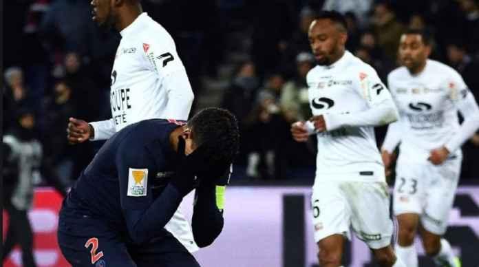 PSG Secara Mengejutkan Tersingkir dari Piala Liga Prancis