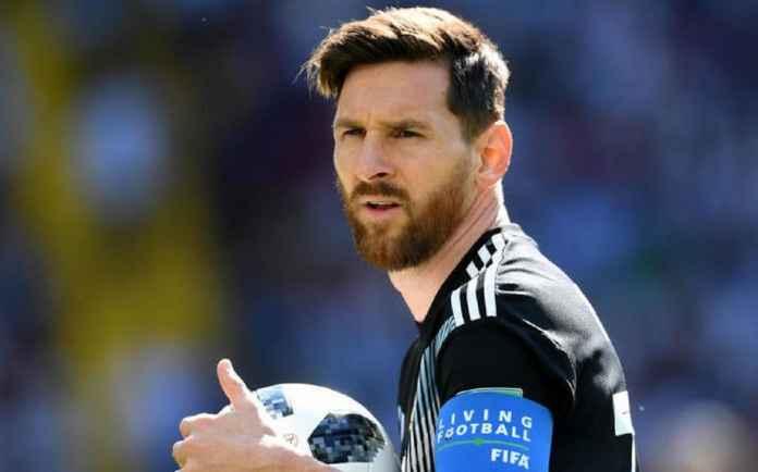 Lionel Messi Akan Kembali ke Timnas Argentina