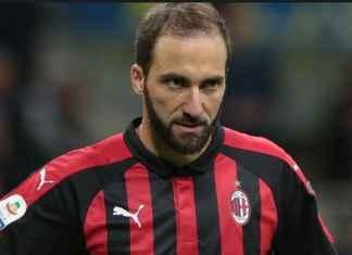 Chelsea Tunggu AC Milan Lepas Gonzalo Higuain Pekan Depan