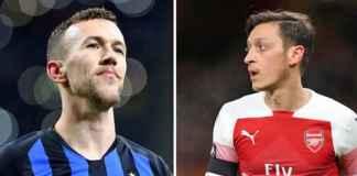 Inter Milan Setuju Boyong Mesut Ozil dengan Syarat