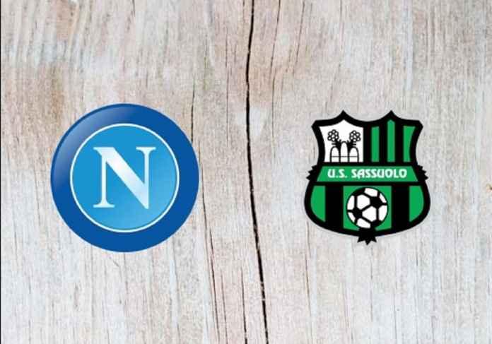 Prediksi Napoli vs Sassuolo, Berpotensi Menyulitkan Partenopei