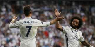 Cristiano Ronaldo Ingin Marcelo Gabung dengannya di Juventus