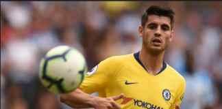 Atletico Madrid Ikut Memburu Penyerang Chelsea Alvaro Morata