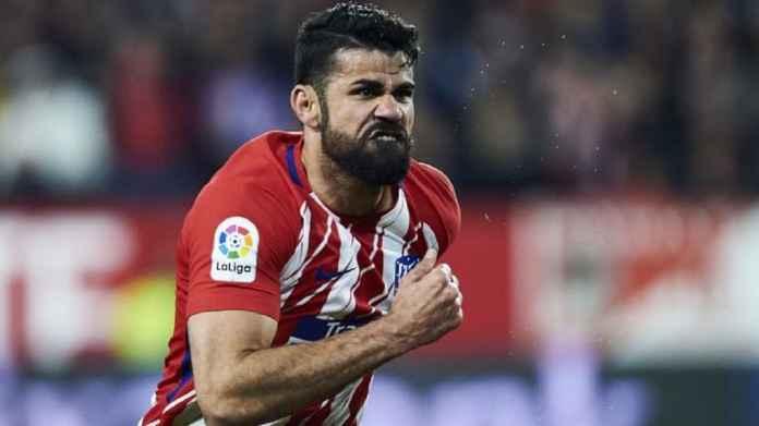 Atletico Madrid Yakin Diego Costa Siap Hadapi Juventus