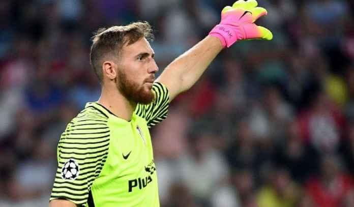 Pemain Atletico Madrid Jan Oblak Lirik Liga Inggris
