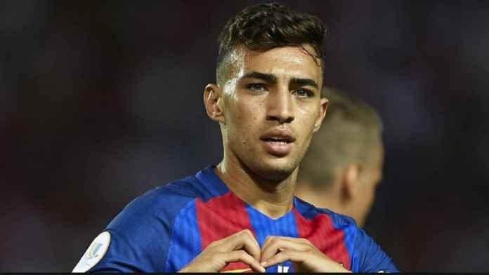 Atletico Madrid Ingin Boyong Munir El Haddadi dari Barcelona
