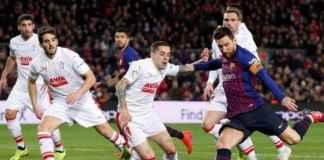 Lionel Messi Cetak Gol ke-400 Saat Barcelona Kalahkan Eibar
