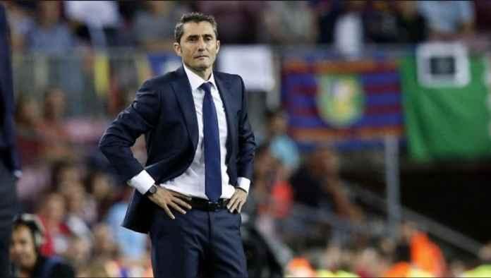 Barcelona Tetap Dilatih Ernesto Valverde Musim Depan