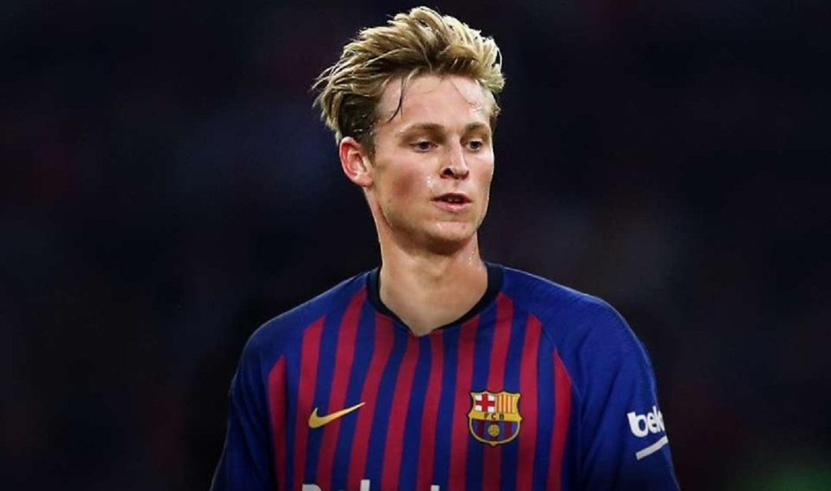 Barcelona Amankan Frenkie de Jong dengan Klausul Anti-PSG