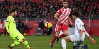 Lionel Messi Cetak Gol Ke-26 Musim Ini Saat Barcelona Kalahkan Girona