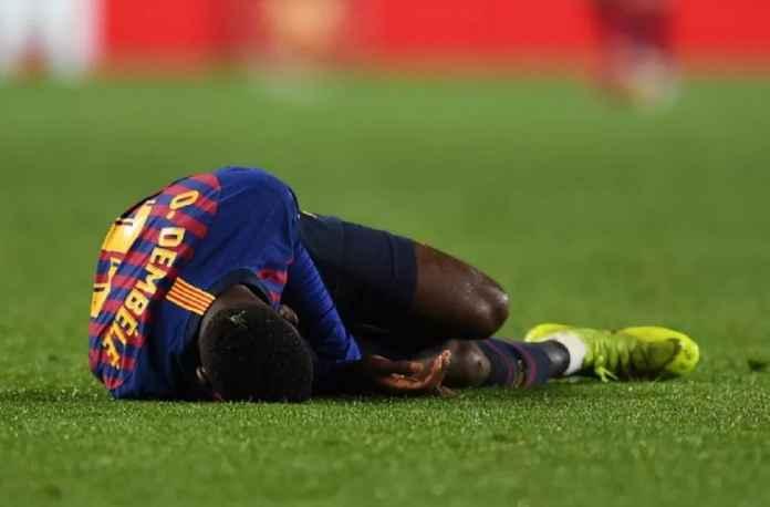 Barcelona Tanpa Ousmane Dembele 2 Pekan Usai Kalahkan Leganes