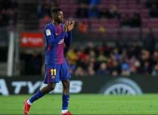 Lionel Messi Dikalahkan Catatan Ousmane Dembele di Barcelona