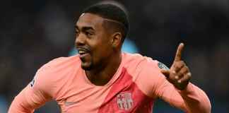 Penyerang Barcelona Malcom Minta Dicarikan Klub Lain