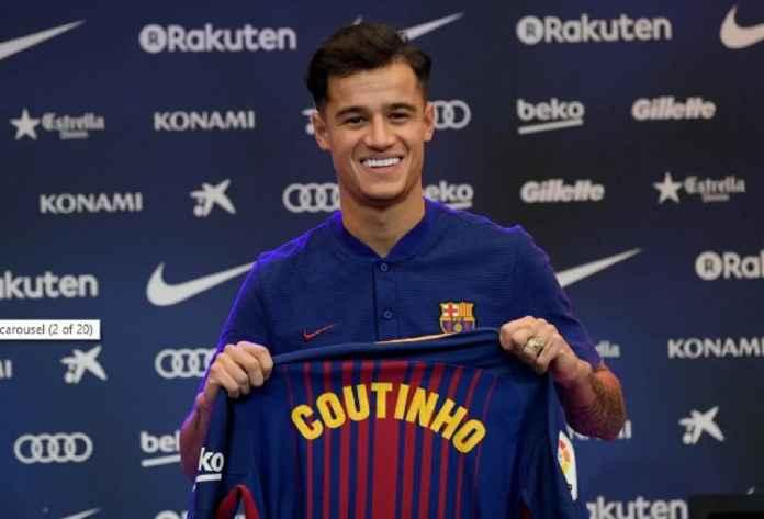 Barcelona Bisa Lepas Philippe Coutinho untuk Pulangkan Neymar
