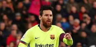 Lionel Messi Tegaskan Barcelona Butuh Fans untuk Kalahkan Sevilla