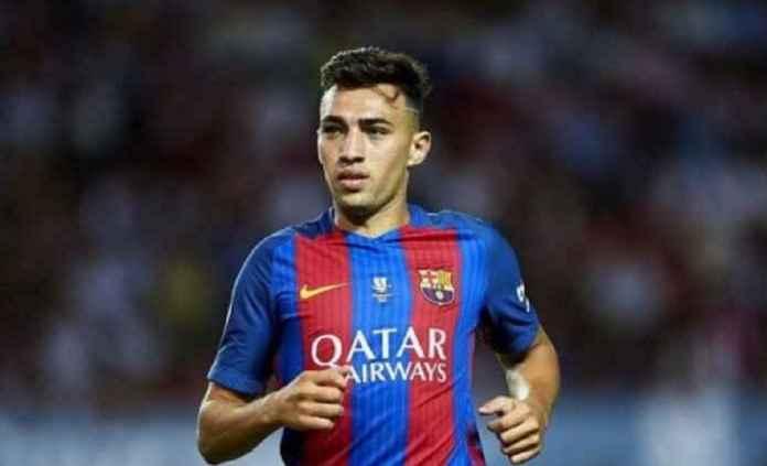 Barcelona Segera Lepas Munir El Haddadi ke Sevilla