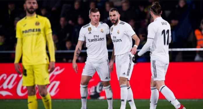 Real Madrid Marah Gagal Menang, Tapi Masih Bisa Raih Sukses