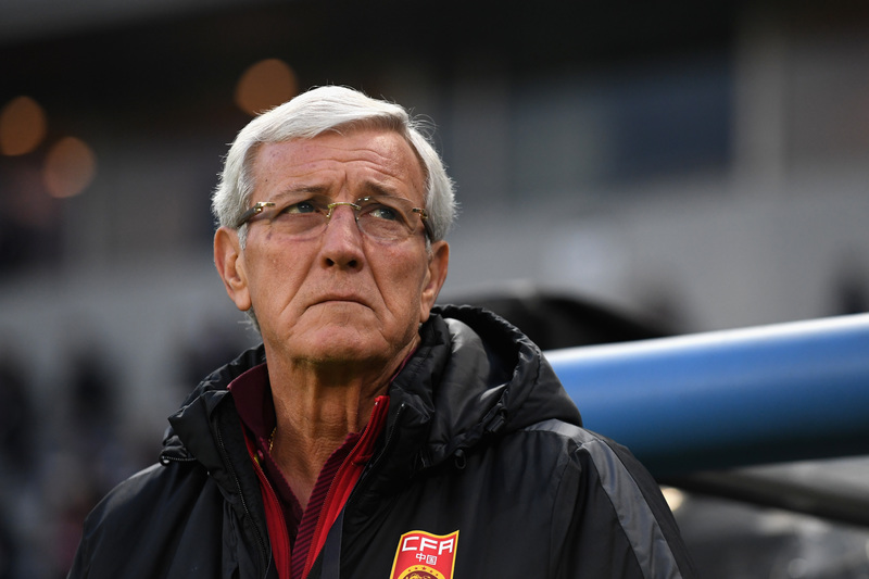 Marcello Lippi, Pelatih Timnas China