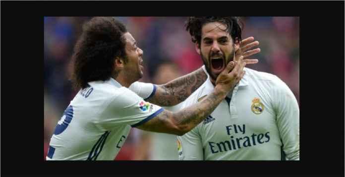 Real Madrid Dua Kali Abaikan Marcelo, Isco, Eh Dua Kali Pula Menang!