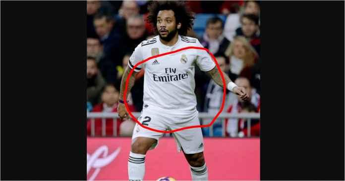Real Madrid Gusur Marcelo Gara-gara Terlalu Berlemak