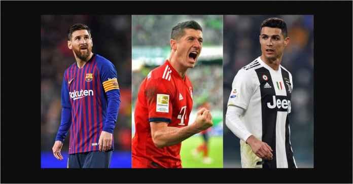 Lewandowski Striker Paling Konsisten, Kalahkan Messi, Ronaldo