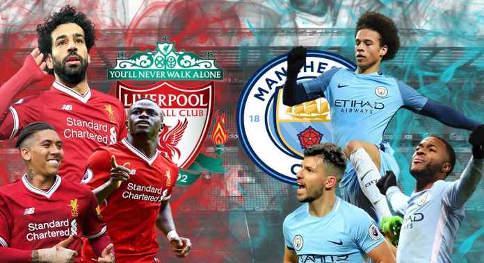 Persaingan antara Manchester City vs Liverpool dalam perburuan gelar juara Liga Inggris