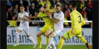 Real Madrid Seharusnya Menang Lawan Villarreal Pada Laga Tunda