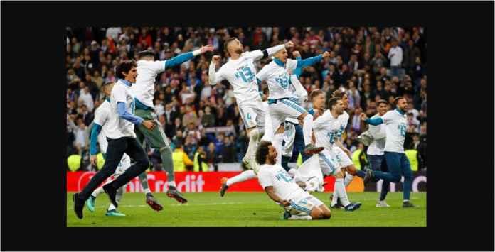 Real Madrid Dominasi Starting XI Terbaik Eropa, Mohamed Salah, Neymar Gagal!