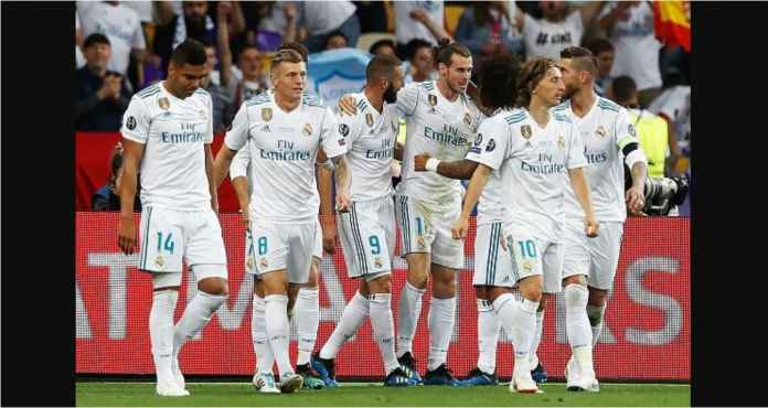 Real Madrid Tandang ke Real Betis Tanpa 8 Pemain Utama