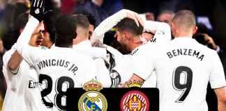 Real Madrid vs Girona, Copa del Rey