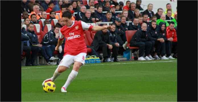 Samir Nasri Curi Perhatian Pada Laga West Ham United vs Arsenal Nanti Malam