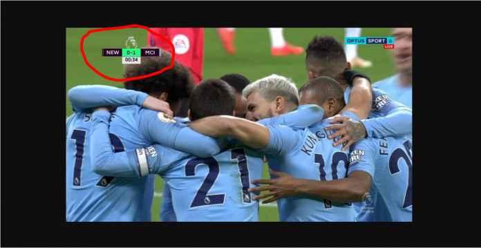 Lihat Gol 26 Detik Sergio Aguero Untuk Manchester City