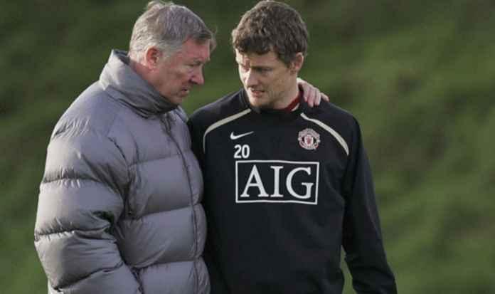 Manchester United: Sir Alex Ferguson Sudah Bicara Dengan Ole Gunnar Solskjaer
