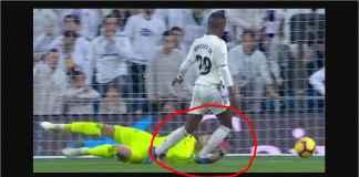 Real Madrid Diperlakukan Tak Adil, Seharusnya Dapat Satu Penalti