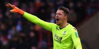 Kiper Crystal Palace Bantah Tuduhan FA Soal Hormat NAZI