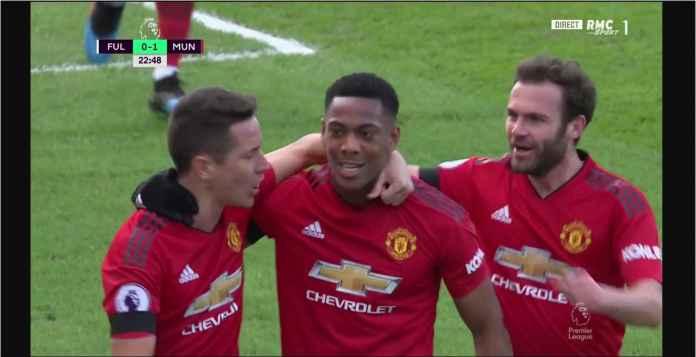 Manchester United 9 Menit, 2 Gol di Fulham, Naik ke Posisi 4 Klasemen