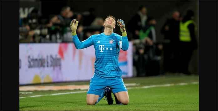 Gol 13 Detik Awali Siksaan Terhadap Bayern Munchen Oleh Augsburg