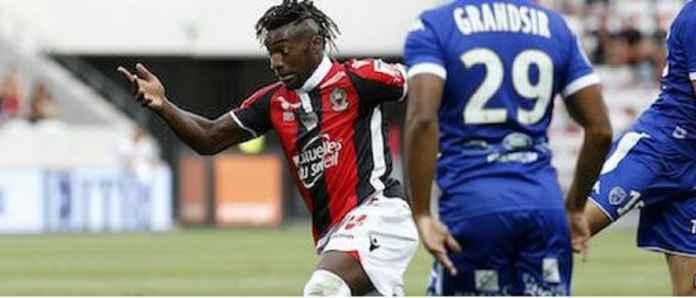 AC Milan Setuju Datangkan Winger Nice, Allan Saint-Maximin