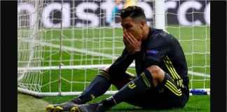 Juventus Kalah, Cristiano Ronaldo Catatkan Rekor Mengerikan